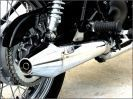 Exhaust Bonneville T100 ZRD