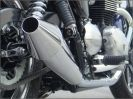 Exhaust Bonneville 2009 ZRD