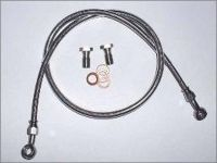 Stainless Steel Rear Brake Hose NH